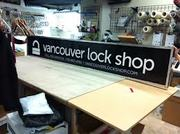 Signage Solutions and Banner Stands in Vancouver