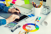 Are you looking for virtual graphic designer?