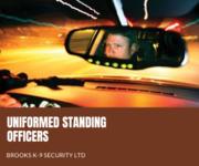 Uniformed Standing Officers
