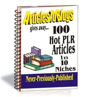 Free Top 100 Blogging Article